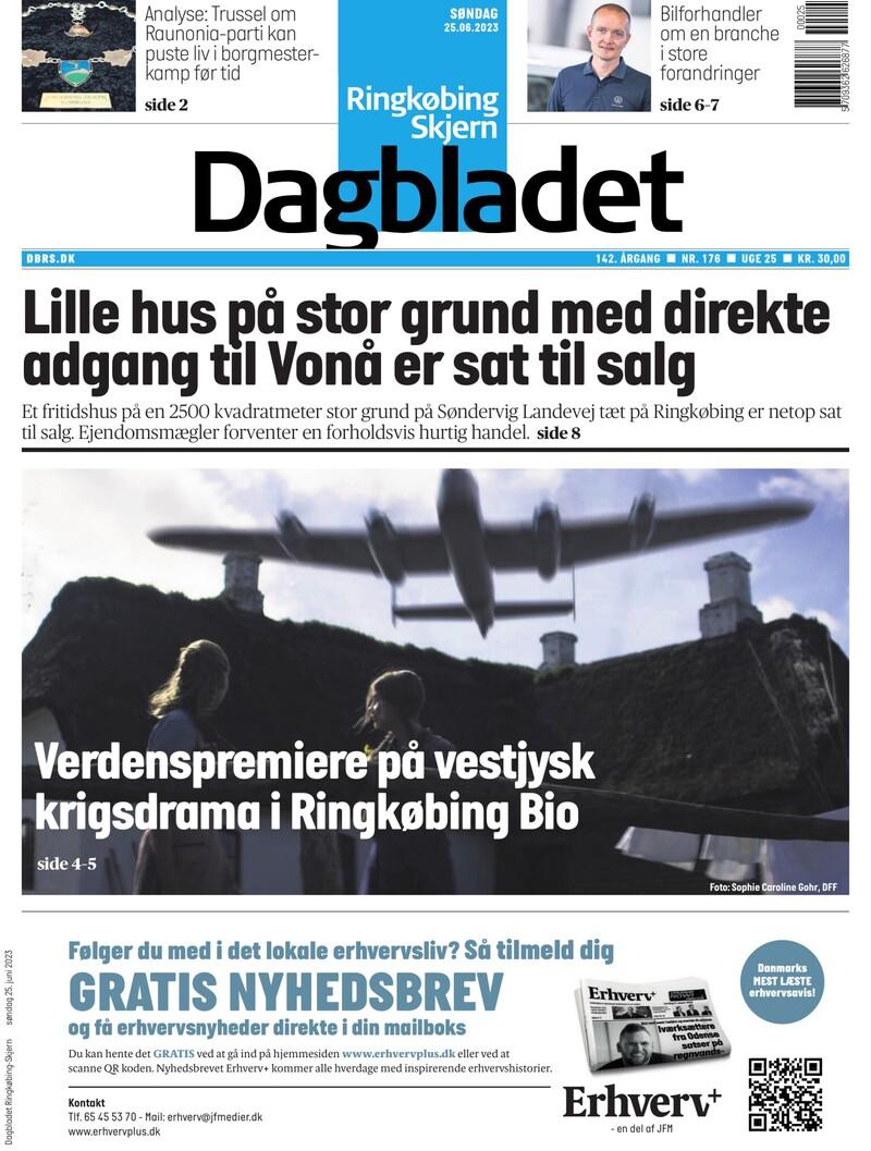 dagbladet skjern