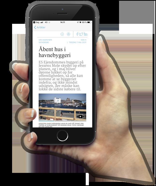 Nyhedskiosken | Nyheder på farten, i sofaen og på jobbet